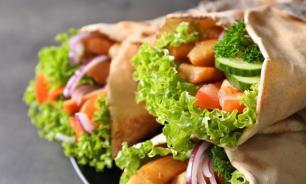 Врач-диетолог: шаурма - здоровое питание, если не есть ее край