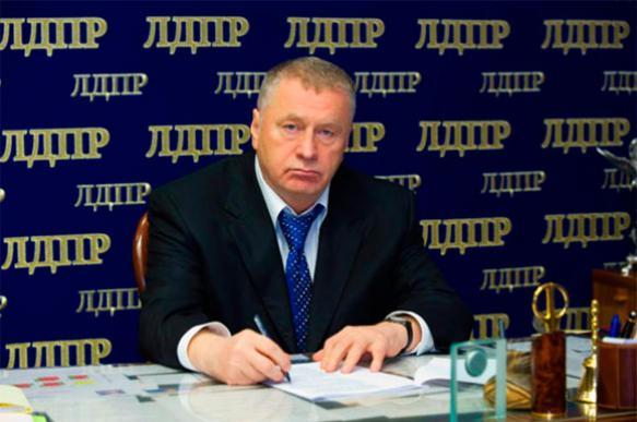 Жириновский: выборы в Петербурге начались с коррупции и обмана