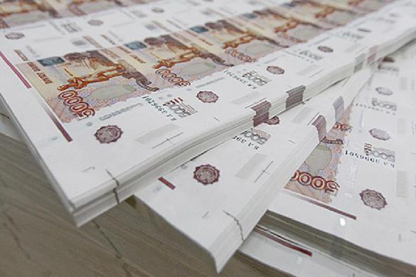 Центробанк запустил печатный станок, чтобы укрепить рубль
