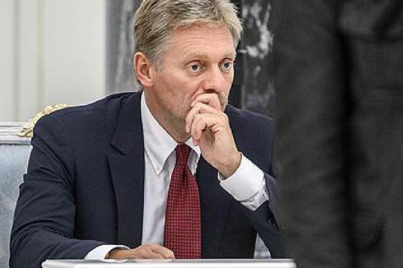 Россия решит легитимность выборов на Украине после подсчета голосов - Песков