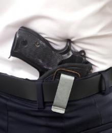 На черном рынке оружия лидирующую позицию занимают пистолеты
