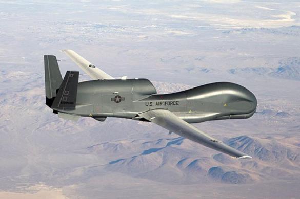 Иран назвал действия сбитого беспилотника США провокационными