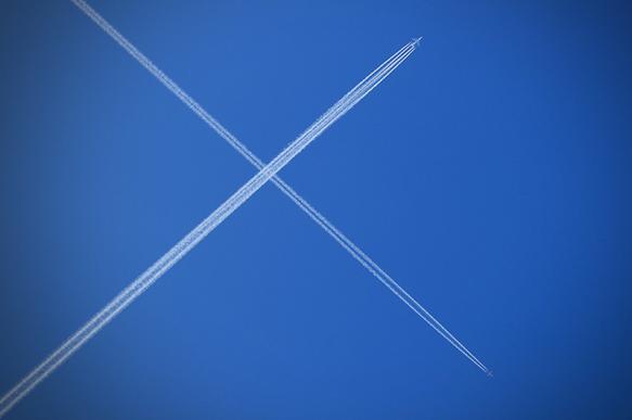В небе над Москвой едва не столкнулись два пассажирских самолета