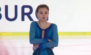 Тараканова снялась с чемпионата России по фигурному катанию