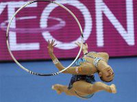 Россиянка Канаева снова выиграла ЧМ по художественной гимнастике.