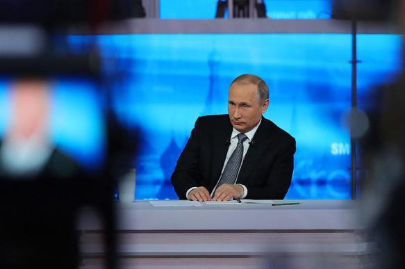 """Колл-центр """"Прямой линии"""" с Путиным подвергся хакерской атаке из Украины"""