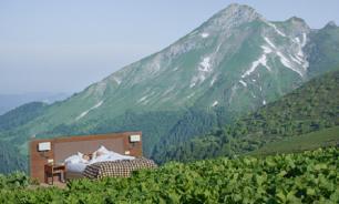 Спокойной ночи в горах Сочи