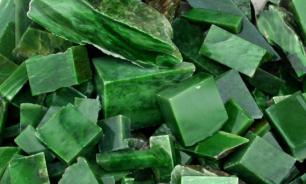 На Алтае изъяли 20 тонн нефрита на сумму около 50 млн рублей