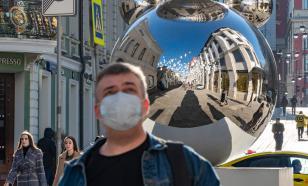 В Санкт-Петербурге увеличилось количество инфицированных