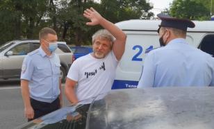 В Хабаровске арестовали блогера, который освещал митинги