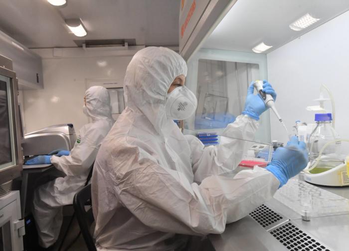 Академик РАН оценил возможность создать тест-системы к вирусам за 4 дня