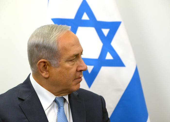 Нетаньяху обвинил Иран в обстрелах Израиля