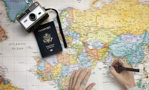 """Школьник из Британии нашёл на картах Google """"дыру в центре Земли"""""""