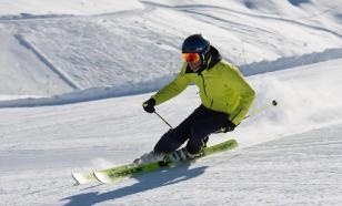 Россияне превращают катание на лыжах в смертельный номер