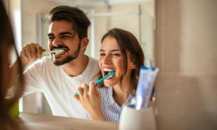 Зубная паста защитит от сердечного приступа