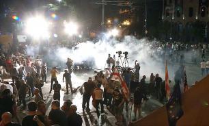 Генпрокуратура Грузии: протесты в Тбилиси - это попытка захвата власти