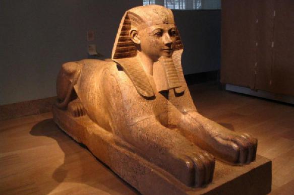 Что символизировал сфинкс в Древнем Египте?