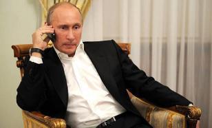 Меркель и Путин провели телефонные переговоры