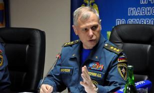 МЧС предупреждает о засухе в регионах России