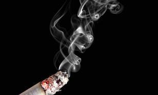 МЧС требует изменить состав сигарет