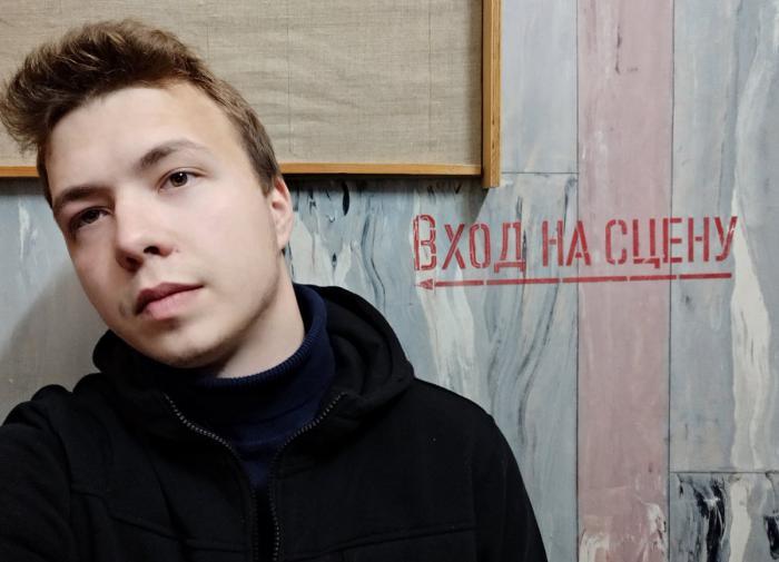 """Протасевич признал, он в батальоне """"Азов"""" встретил самых близких людей"""