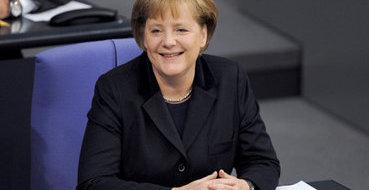 Партия Меркель триумфально победила на выборах в Бундестаг