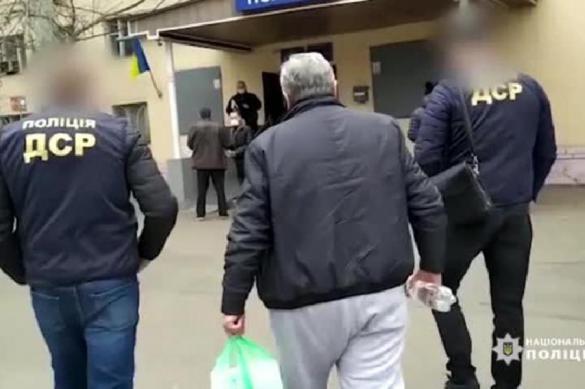 Полиция Украины: к нам из России бегут воры в законе