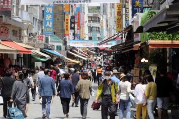 Безработица в Южной Корее достигла 10-летнего максимума