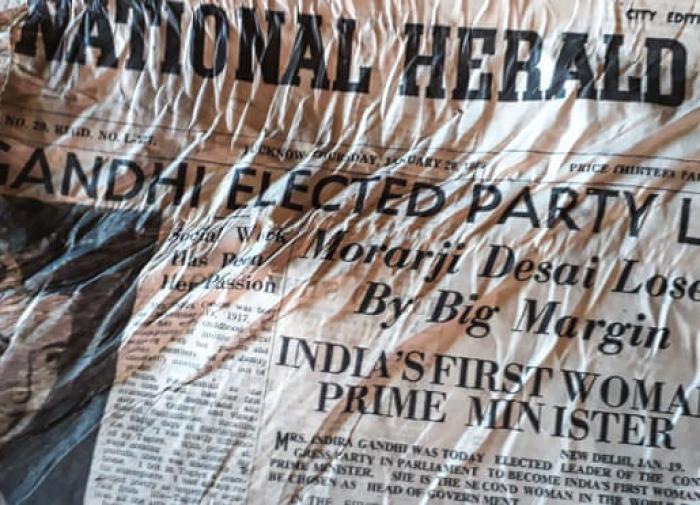 Тающий ледник Монблана открыл капсулу времени индийской истории