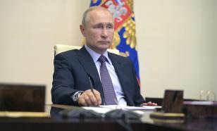 Путин: машиностроение должна развивать молодежь
