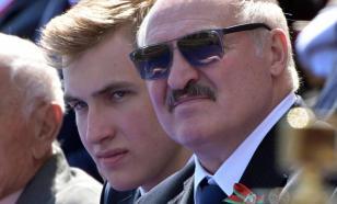 Коля Лукашенко забрал документы из БГУ