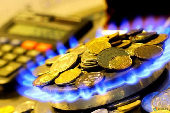 На Украине цены на газ устремились в космос