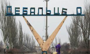 В ДНР сообщили о провале украинского наступления под Дебальцево