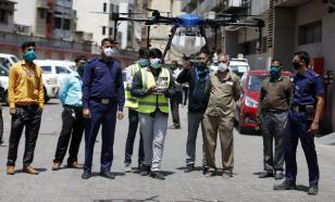 Находящимся в Индии россиянам рекомендуют оставаться в отелях