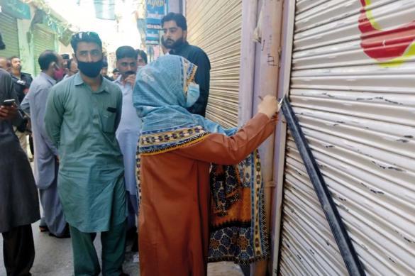 Больше 25 тысяч человек больны COVID-19 в Пакистане