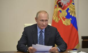 """Бизнес выдохнул: Путин рассказал о """"минимальных проверках"""""""