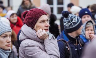 """Россияне не хотят протестовать и бояться """"лихих 90-х"""""""