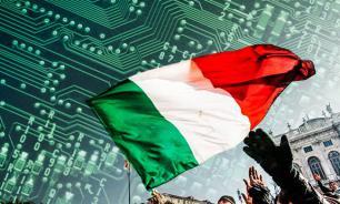 """""""США чипируют Италию. Это политическая деспотия"""""""
