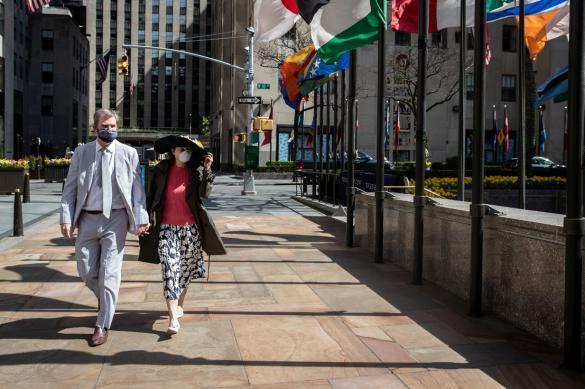 Губернатор Нью-Йорка: коронавирус пришел к нам из Европы, а не из Китая