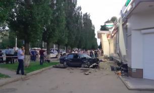Полицейский в Воронеже сбил трех пешеходов, одного насмерть