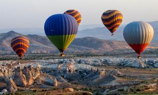 В Каппадокии возобновляются прогулки на воздушных шарах