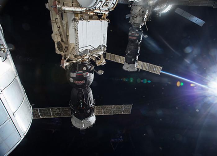 Космонавт рассказал об обстановке на МКС из-за утечки воздуха