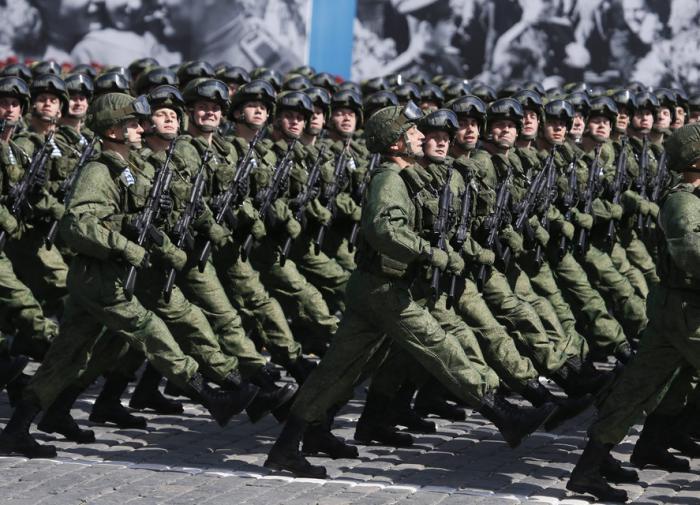 Американские эксперты: Россия захватит Прибалтику за 4 дня