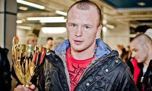 Следующий бой Шлеменко состоится 4 ноября в Челябинске