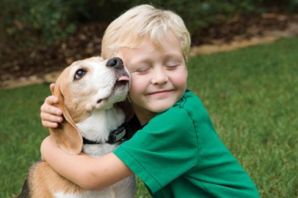 Общение с собаками в раннем возрасте снижает риск развития шизофрении