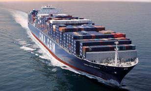 Новое оружие США... контейнеровозы?