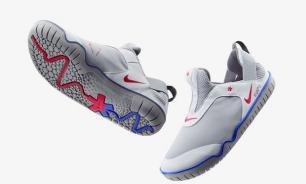 Медики из Европы и США будут обеспечены обувью Nike