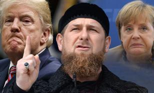 """Кадыров объяснил, почему """"внесен во все санкционные списки"""""""