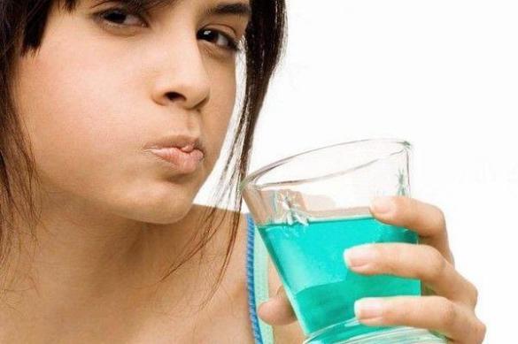 Полоскание рта снижает эффект тренировки - ученые