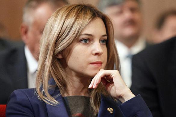 Поклонская: Турчинова - казнить, Порошенко - на Колыму